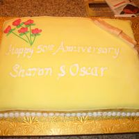 Sharon & Oscar's 50Th Anniversary - Nov '05