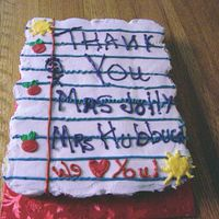 Kindergarten Cupcake Cake just a few cupcakes from the kids to their teacher!