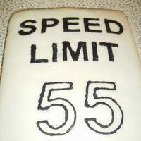 Speed Limit 55   my dad turned 55