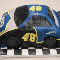 Nascar 68 WASC made for a 4 year old who loves Jimmy Johnson. It was modeled after his toy car so it's a little stockier that a normal car. It...