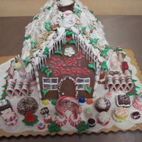 Sweet Shoppe Ginger Bread