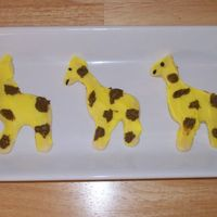 Groovy Giraffe used the almond cookie recipe from this site....so good and alomond bc thanks for the look