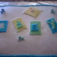Att00063.jpg i made this cake for my husband's cousin. It was a baby shower for her first baby. Everything is hand drawn.