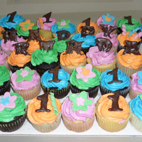 1St Birthday Cupcakes