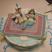 Magic Carpet Ride magic carpet ride mmf buttercream..banana nut cake