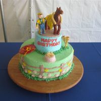 Virginia Gold Cup 85Th Birthday Cake Contest Entry This was my entry into the Virginia Gold Cup 85th Birthday cake contest earlier this month. The VA Gold Cup is an annual Steeplechase Horse...