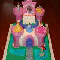 Disney Princess Castle I used the decopac set to make this cake for my niece. She loved and made the work all worth it. The biggest difficulty I had was getting...