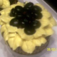 Sunflower Sunflower buttercream with black mnm centers.