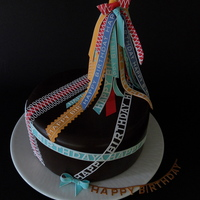 All Edible Sugarveil Ribbons And Details