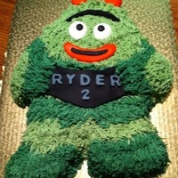 Yo Gabba Gabba Brodee Here is a picture of the cake I did for my nephew - thanks for the inspiration Renthy.