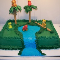 Rainforest Baby Shower