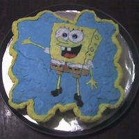 Second_Cake_-_Spongebob.jpg My First Cupcake Cake - my daughter's 13th birthday cake....