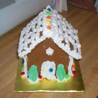 Demo House 2 This years Gingerbread demo house