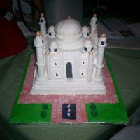Rodman Library 2008 Contest Winner Took first place and viewers choice with my Taj Mahal.