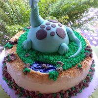"Roaring Dino Birthday My take on Debbie Brown's ""Dippy Dino"" I had so much fun with this one!"