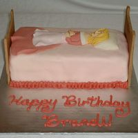 Princess Aurora November 2007 - Inspired by many of the same type of Sleeping Beauty cakes here on CC. Thanks for looking!