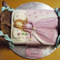 Sleeping Beauty ¢ Aurora   For my niece's 5th birthday party.