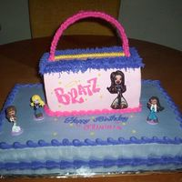 Bratz Again   Here is a different layout....they are getting larger each time.....