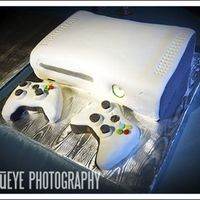 X-Box Here is the 2nd grooms cake that I made this past weekend. I think they turned out really good.