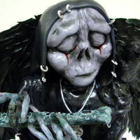 Angel Of Death Cake