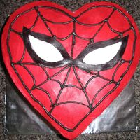 Spiderman Valentine