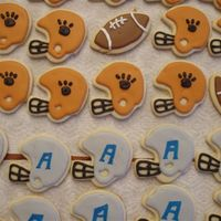 Grey Cup 2006 Cookies that I made for a Grey Cup 2006 Party