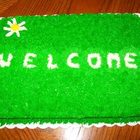 Welcome Mat   welcome mat for a housewarming party