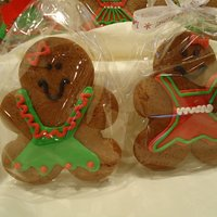 Gingerbread Girls