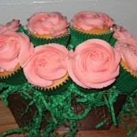 Cupcake Bouquet  Thanks Cambo for your great ideas. This was made for mothers day and finally able to put all of them online!!!My family loved these. They...