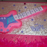 Guitar Cake Fun & more fun!