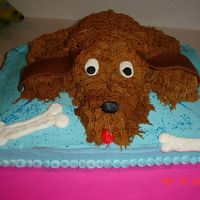 Brown Dog I made this for my niece's 6th birthday. I got a lot of good ideas from this website! We all enjoyed it.