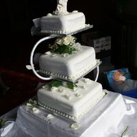 Sean & Beths Wedding just another picture of Wedding Cake 2