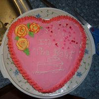2006_0213012.jpg Single layer cake for my boss. Her first Valentines w/ her boyfriend and they have a saying that they are in the boat (in love).