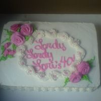 Simple   Just for a co-workers daughter. She wanted something simple...My exclamation point was hard to see :(