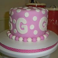 Georgia Girl Cake As much as i wish this was an Alabama cake.....i made it anyway!