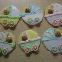 Baby_Buggy_Cookies.jpg I made 36 of these for a baby shower, all different!! Cookie and icing recipes from Karen's cookies.