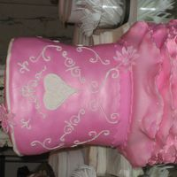Tutu Ballerina Cake This cake was made for my niece who was graduating from the Univ. of Arts of Pa. She wanted something different. After many searches on...