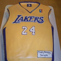 La Lakers big lakers fan!!