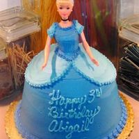 Princess Chocolate cake w/ BC
