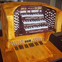 Second Organ This organ was made for a concet at my church. I had to make it since I had made one for another church. It is not as big as my other one,...