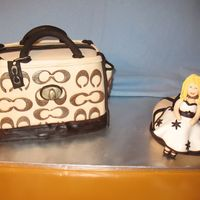 Coach Purse And Birthday Girl