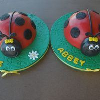 Twin Ladybugs !! Thank you Jewels117 for your idea and help with my bugs !!!!