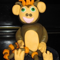 Little Secret Builders Monkey This was for my husband's birthday. he loves this little monkey!!