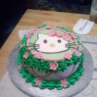 Hello Kitty Hello Kitty for my niece's birthday