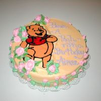 My First Attempt At Using A Fbct Of Winnie The Pooh.