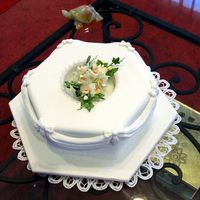 Anniversary Another view of my anniversary cake