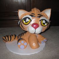 Littlest Pet Shop Tiger