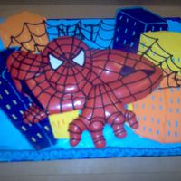 Spiderman Idea from Wilton