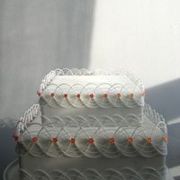 My First String Cake