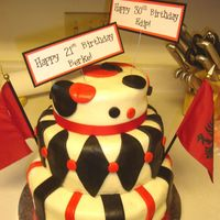 Red_Black__White_Cake_3.jpg For 2 guys birthday....